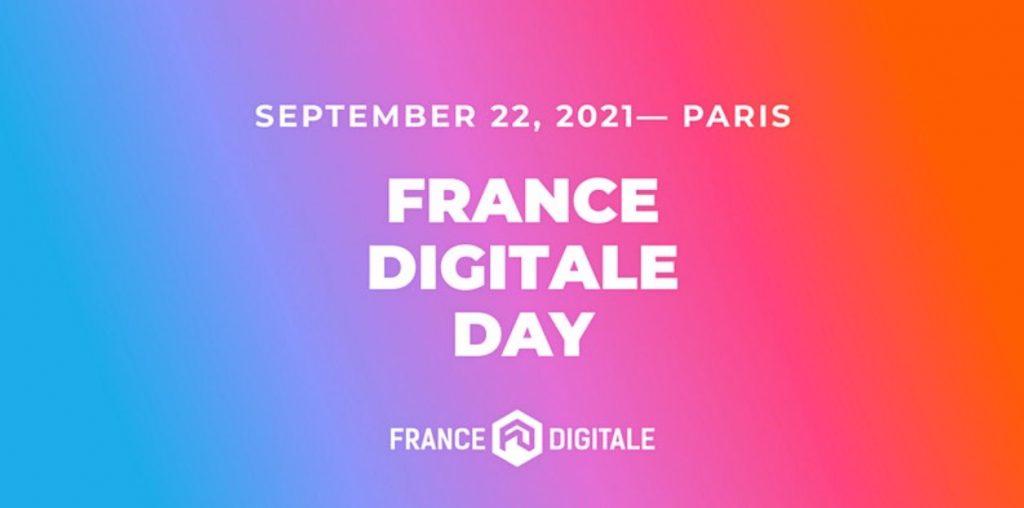 France Digital Day affiche